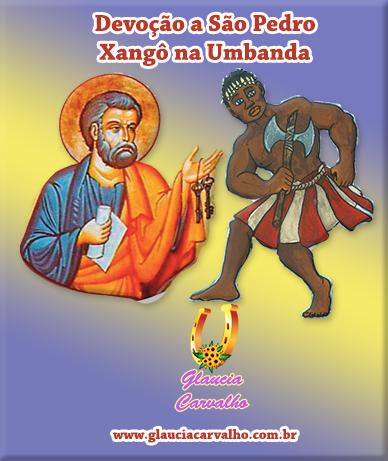 Sincretizado com São Pedro, Xangô atua na linha da Justiça