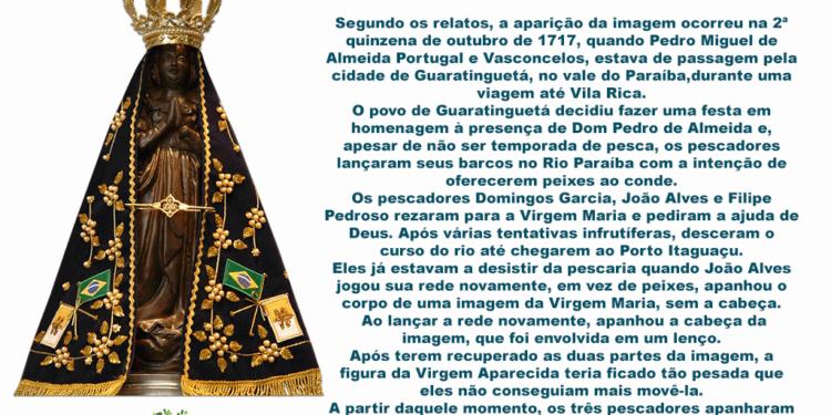 Imagem de Nossa Senhora Aparecida do Brasil