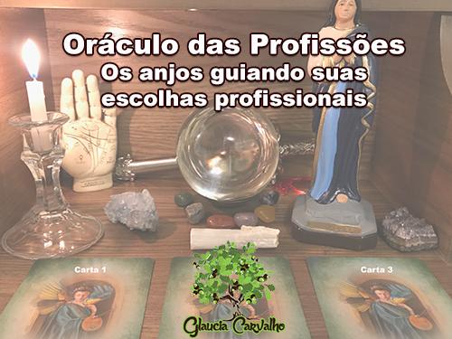 Oráculo das Profissões – Os anjos guiando suas escolhas profissionais