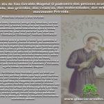 Hoje, dia 30 de outubro, é dia de São Geraldo Magela! Confira uma Oração!