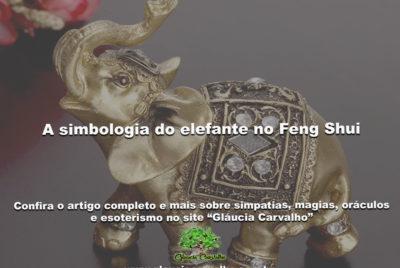 A simbologia do elefante no Feng Shui