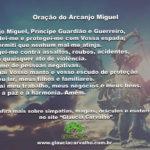 Oração do Arcanjo Miguel, o Príncipe Guardião e Guerreiro!