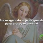 Ancoragem do anjo da guarda para proteção pessoal