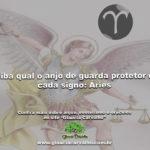 Saiba qual o anjo de guarda protetor de cada signo: Áries