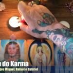 Limpeza do Karma com os 3 arcanjos Miguel, Rafael e Gabriel