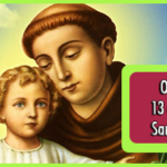 Oração a Santo Antônio em 13 de Junho para abençoar relacionamentos