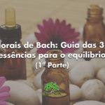 Florais de Bach: Guia das 38 essências para o equilíbrio (1ª Parte)