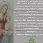 Confira oração à Sant'Ana, sincretizada com Nanã, para a união da família