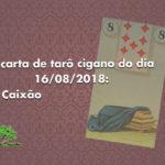 A carta de tarô cigano do dia 16/08/2018: O Caixão