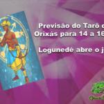 Previsão do Tarô dos Orixás para 14 a 16.09: Logunedé abre o jogo