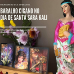 Baralho Cigano de 25-05-2020: Cartas Ciganas no dia de Santa Sara Kali