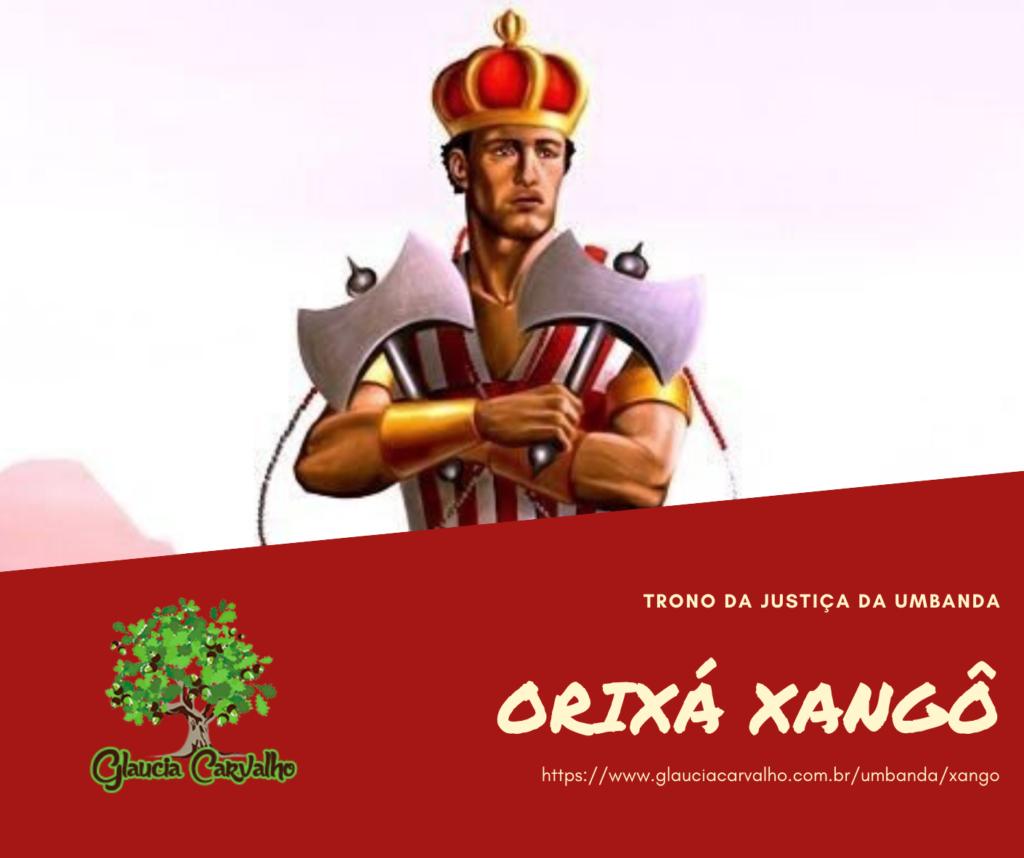 Orixá Xangô - Senhor da justiça