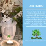 Sexta-feira é dia de homenagear Oxalá na Umbanda