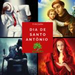 13 de junho, Dia de Santo Antônio, Seu Zé Pilintra e da linha de esquerda