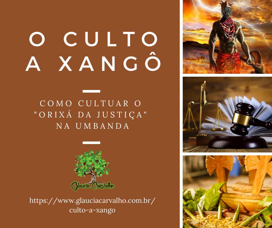 O culto a Xangô na Umbanda
