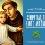 """Simpatias de Santo Antônio para ganhar ajuda do """"Santo Casamenteiro"""""""