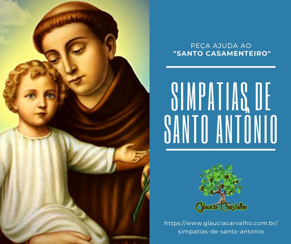 Simpatias de Santo Antônio
