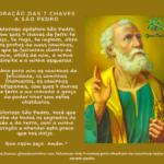 Oração das 7 chaves para abertura de caminhos neste Dia de São Pedro