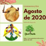 Agosto de 2020 e as comemorações na Sagrada Umbanda