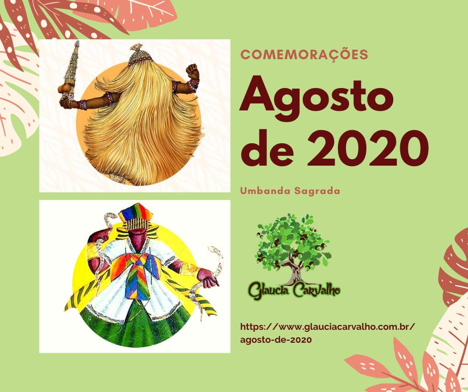 Agosto de 2020