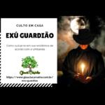 Exú Guardião: como cultuar o guardião de seus caminhos em casa
