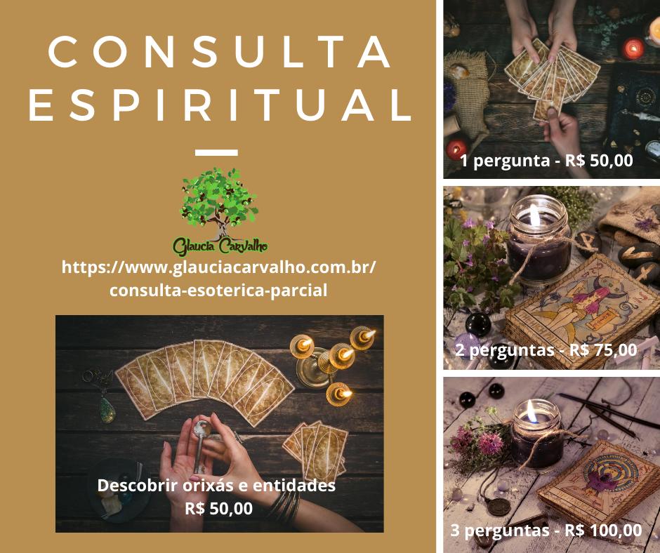 Consulta espiritual