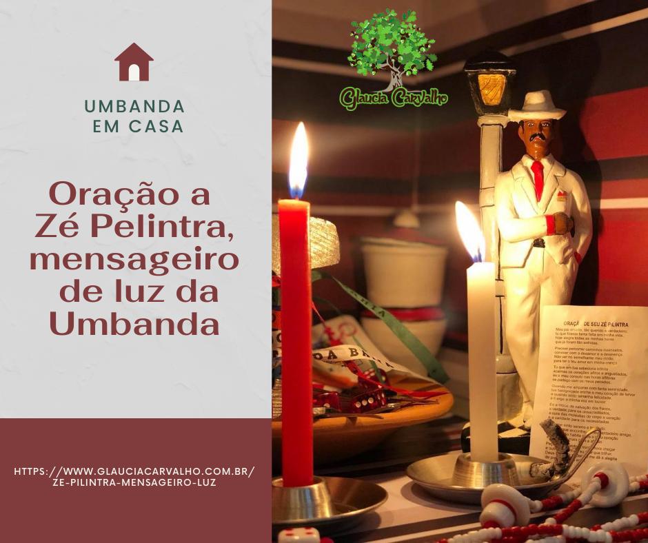 Oração a Zé Pelintra mensageiro de luz da Umbanda
