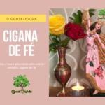 O conselho da Cigana de Fé na Sagrada Umbanda