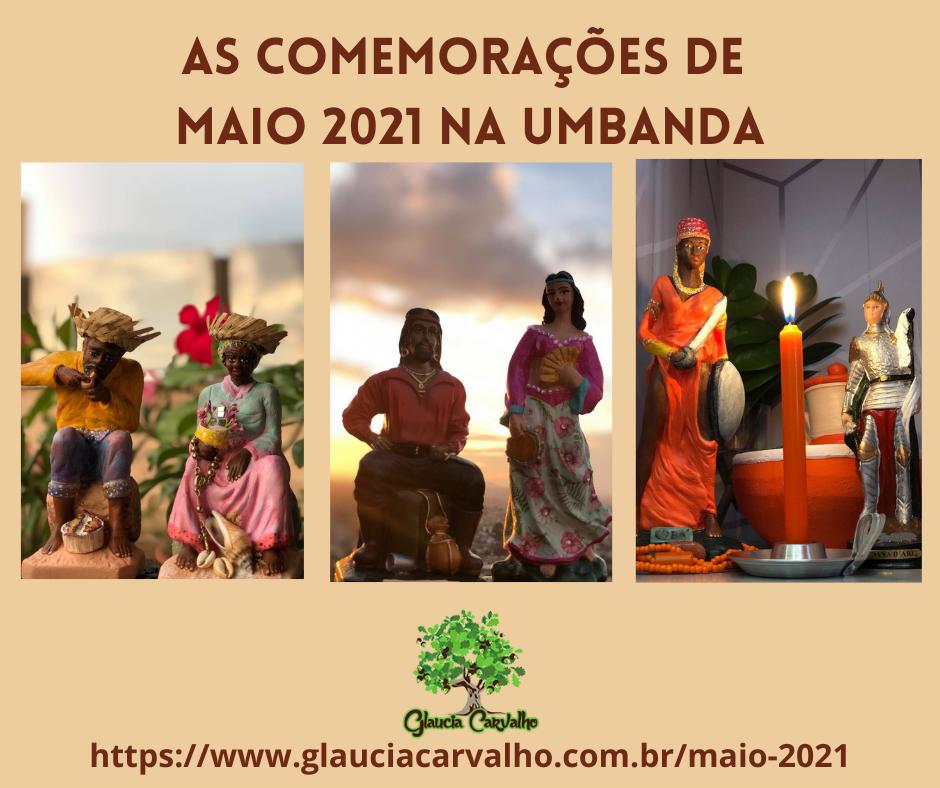 Maio 2021 na Umbanda